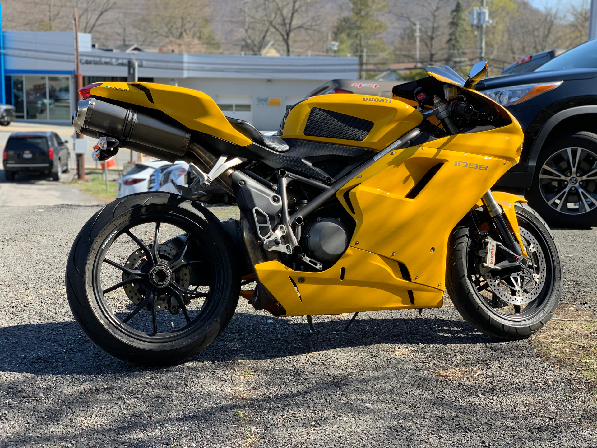 2007 Ducati Superbike 1098 in Fort Montgomery, New York - Photo 4