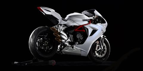 2018 MV Agusta F3 675 Pearl White in Fort Montgomery, New York - Photo 3