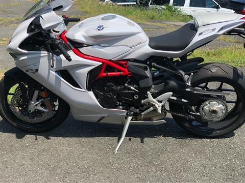 2018 MV Agusta F3 675 Pearl White in Fort Montgomery, New York - Photo 4