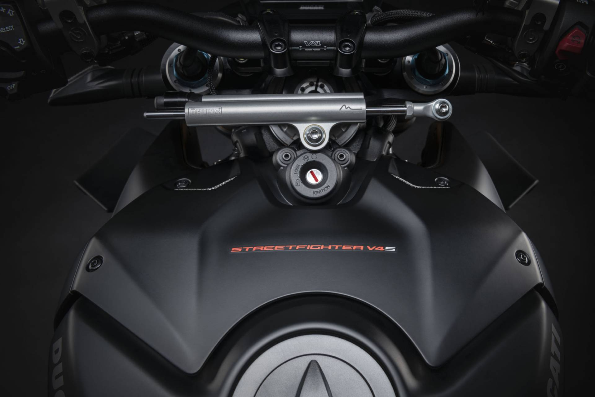 2021 Ducati Streetfighter V4 S in Fort Montgomery, New York - Photo 2