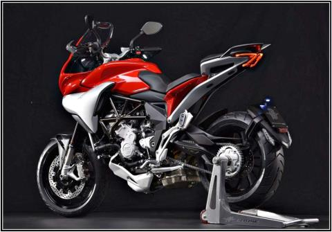 2016 MV Agusta Turismo Veloce 800 - Red / Silver in Fort Montgomery, New York