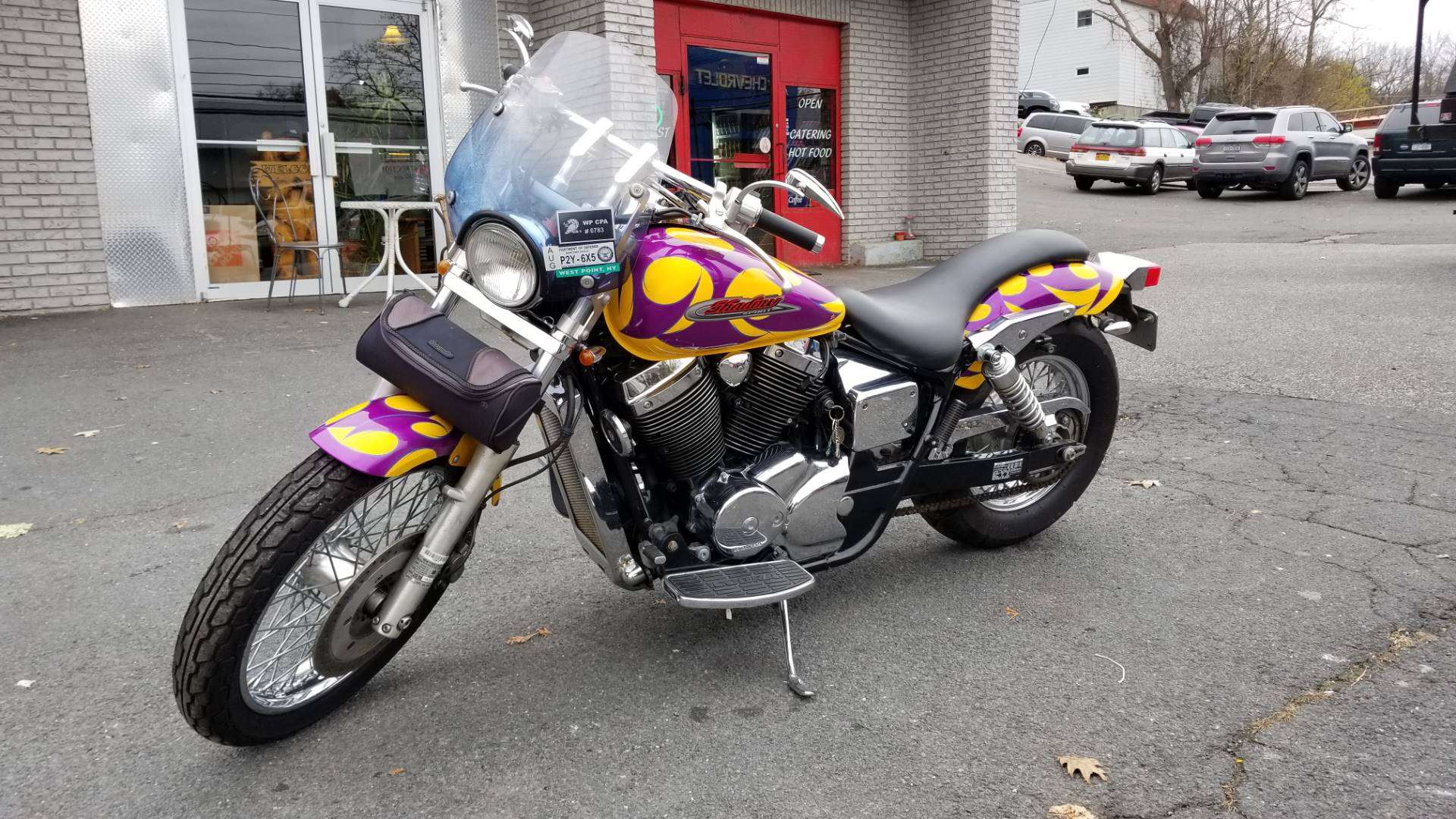 2002 Honda Shadow Spirit 750 in Fort Montgomery, New York