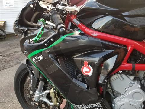 2013 MV Agusta F3 675 EAS in Fort Montgomery, New York