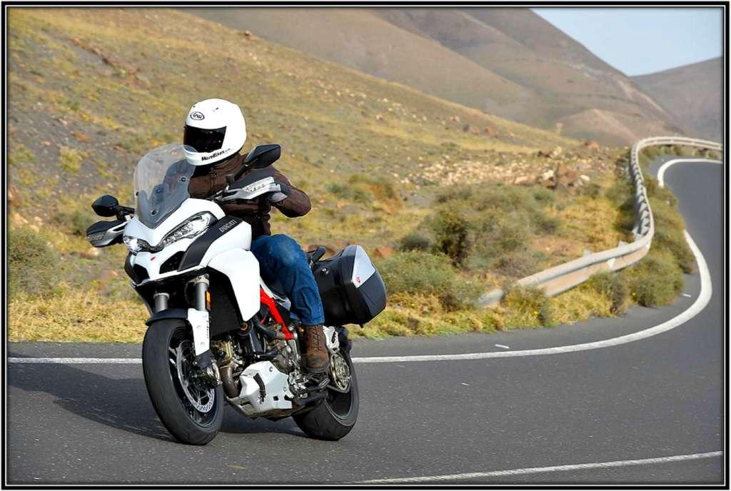 Ducati Multistrada Touring For Sale
