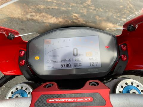 2014 Ducati Monster 1200 S in Fort Montgomery, New York - Photo 8