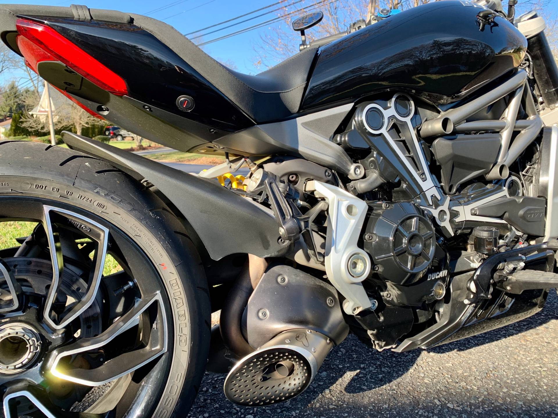 2016 Ducati XDiavel S in Fort Montgomery, New York - Photo 4