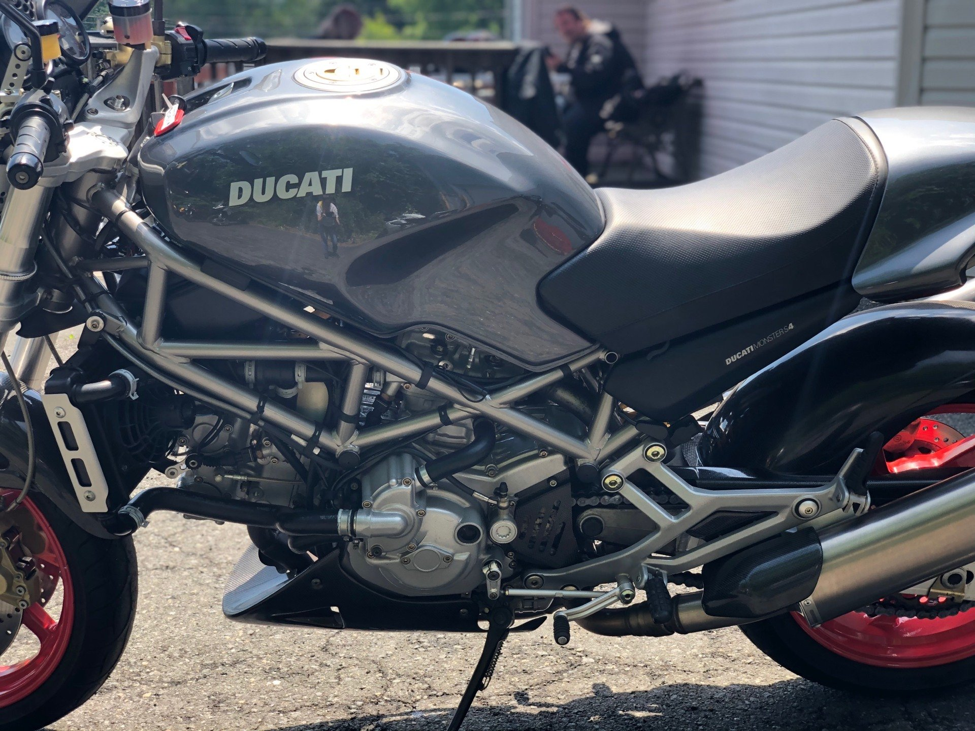 2002 Ducati Monster  S4 in Fort Montgomery, New York - Photo 2