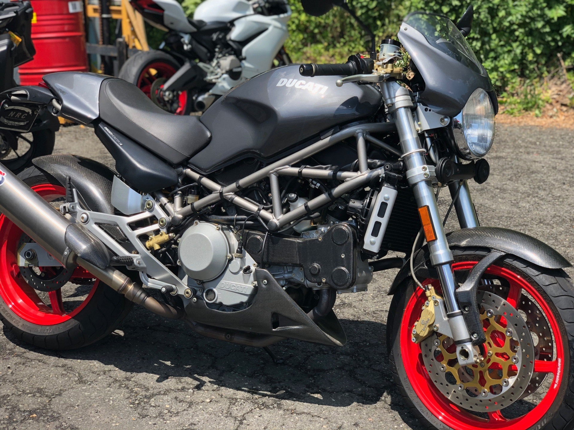 2002 Ducati Monster  S4 in Fort Montgomery, New York - Photo 8