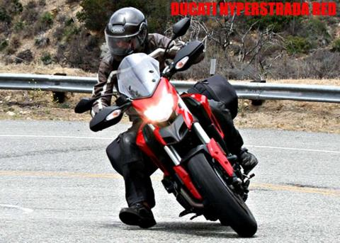 2013 Ducati Hyperstrada in Fort Montgomery, New York