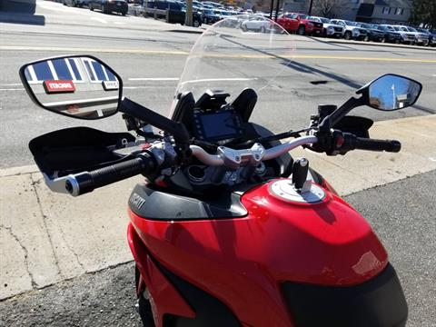 2016 Ducati Multistrada 1200 S in Fort Montgomery, New York