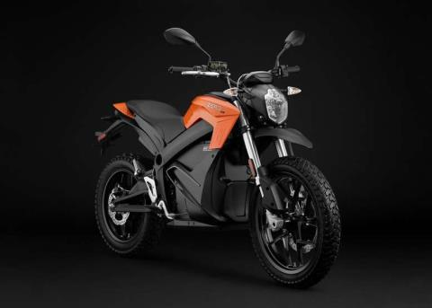 2016 Zero Motorcycles DS ZF13.0 in Fort Montgomery, New York