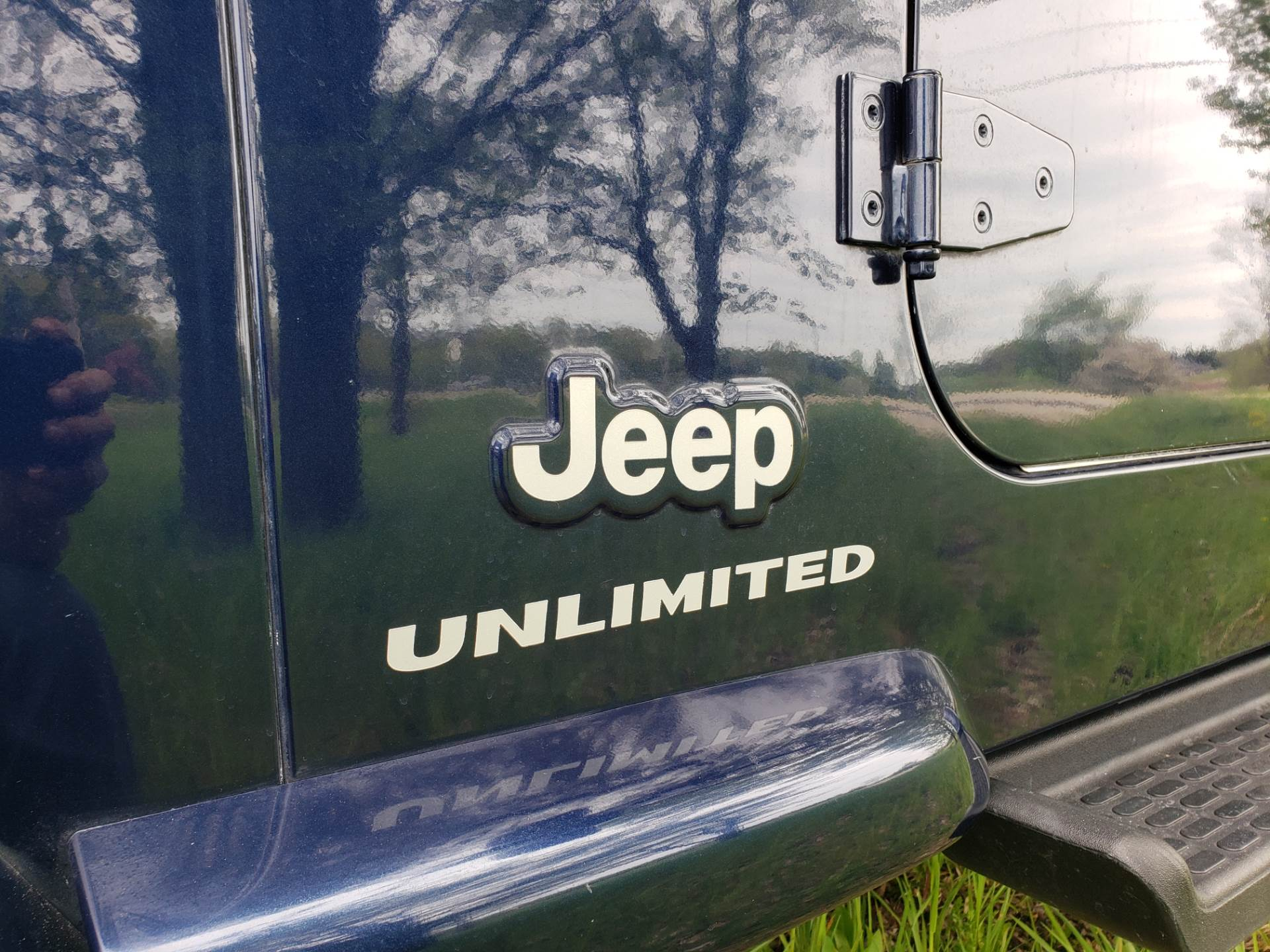 2006 Jeep Wrangler Unlimited 2dr SUV 4WD in Big Bend, Wisconsin - Photo 23