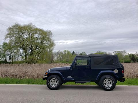 2006 Jeep Wrangler Unlimited 2dr SUV 4WD in Big Bend, Wisconsin - Photo 34