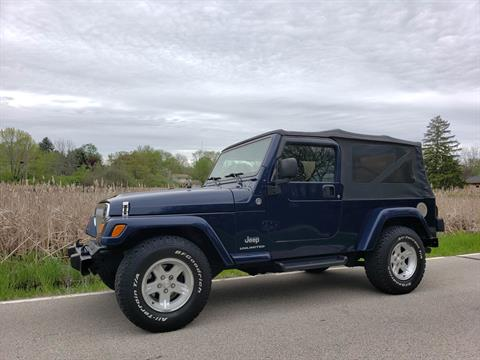 2006 Jeep Wrangler Unlimited 2dr SUV 4WD in Big Bend, Wisconsin - Photo 35