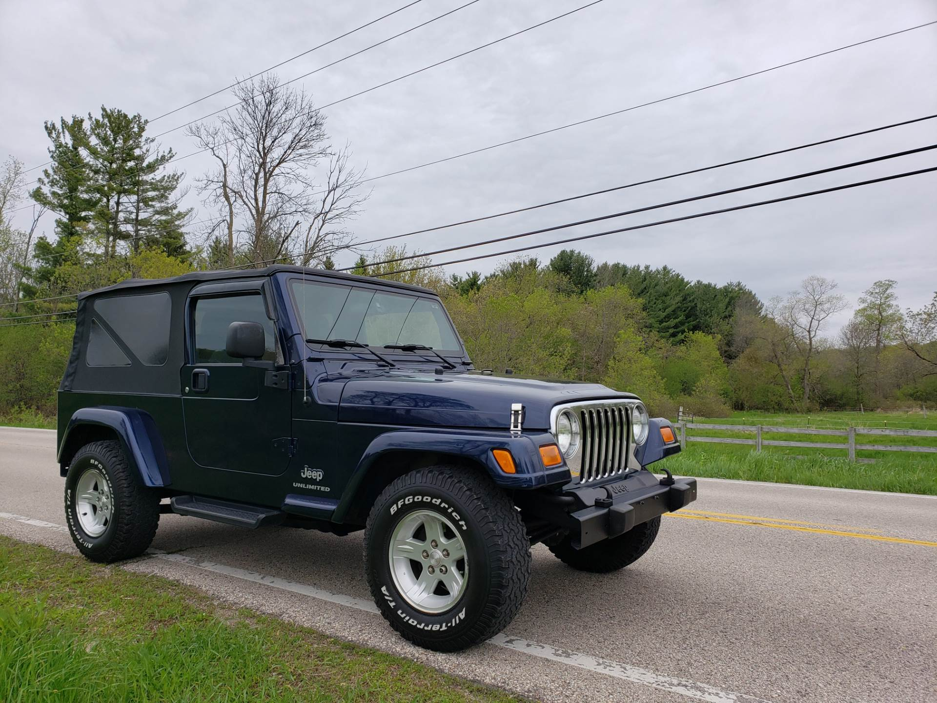 2006 Jeep Wrangler Unlimited 2dr SUV 4WD in Big Bend, Wisconsin - Photo 36