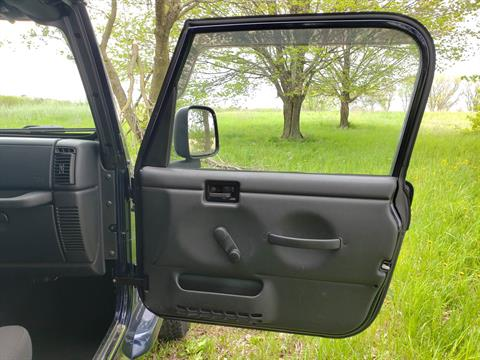 2006 Jeep Wrangler Unlimited 2dr SUV 4WD in Big Bend, Wisconsin - Photo 50