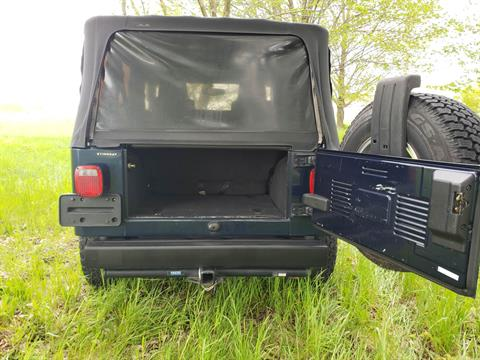2006 Jeep Wrangler Unlimited 2dr SUV 4WD in Big Bend, Wisconsin - Photo 53