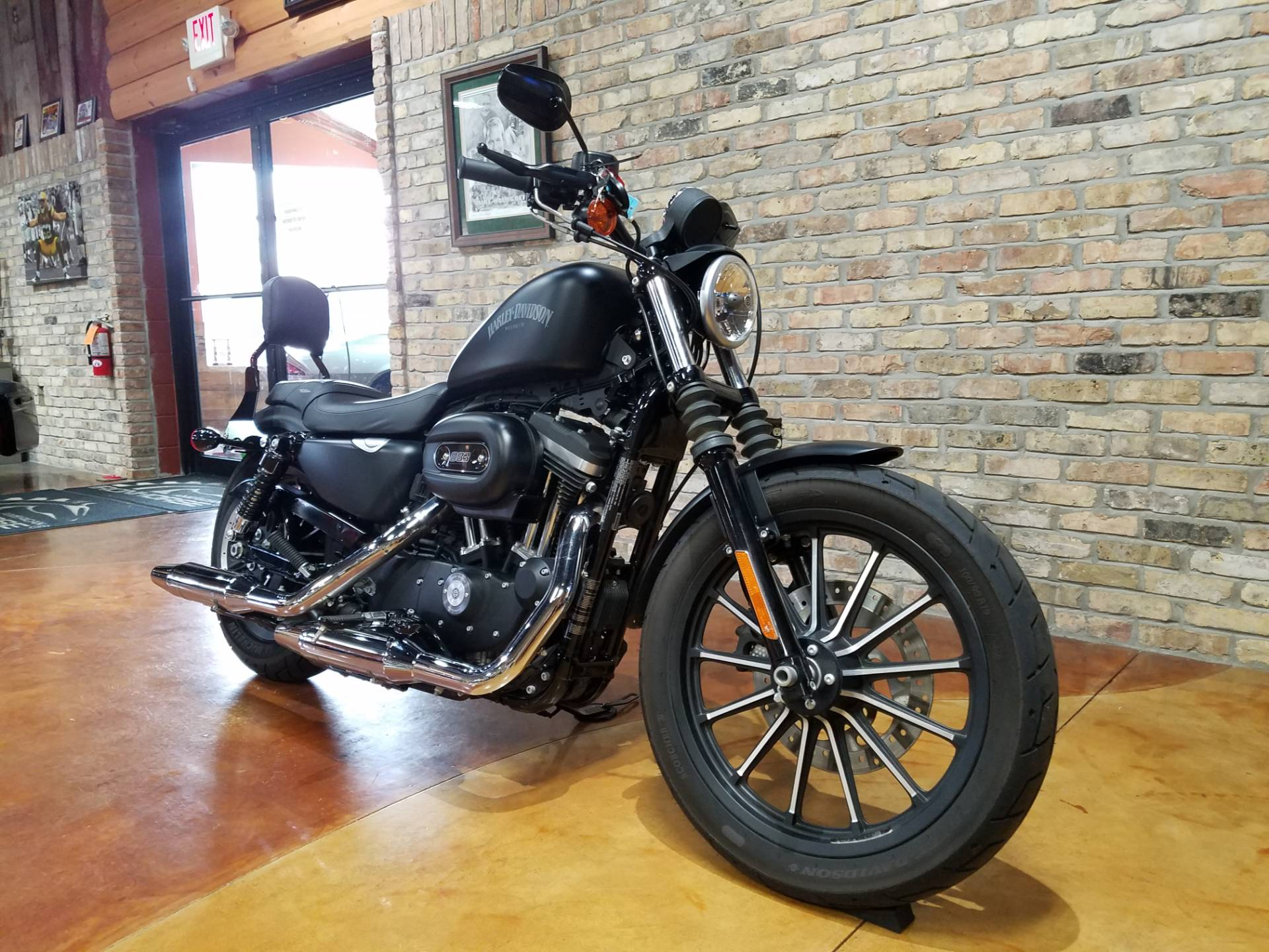 2015 Harley-Davidson Iron 883™ in Big Bend, Wisconsin - Photo 2