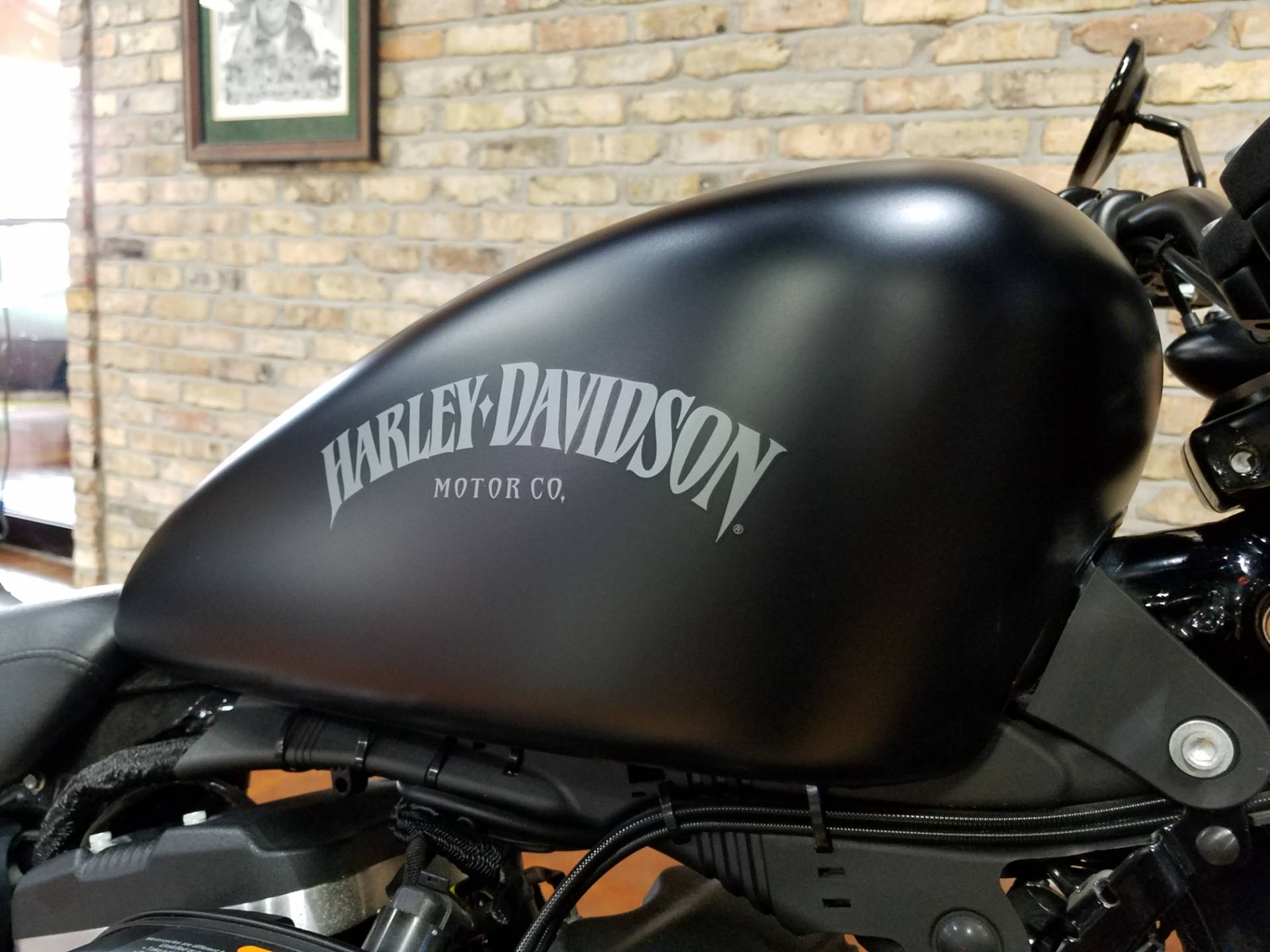 2015 Harley-Davidson Iron 883™ in Big Bend, Wisconsin - Photo 9