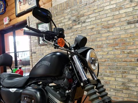 2015 Harley-Davidson Iron 883™ in Big Bend, Wisconsin - Photo 11