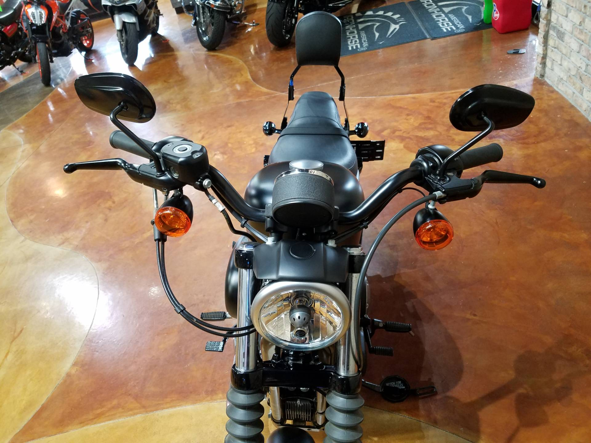 2015 Harley-Davidson Iron 883™ in Big Bend, Wisconsin - Photo 14