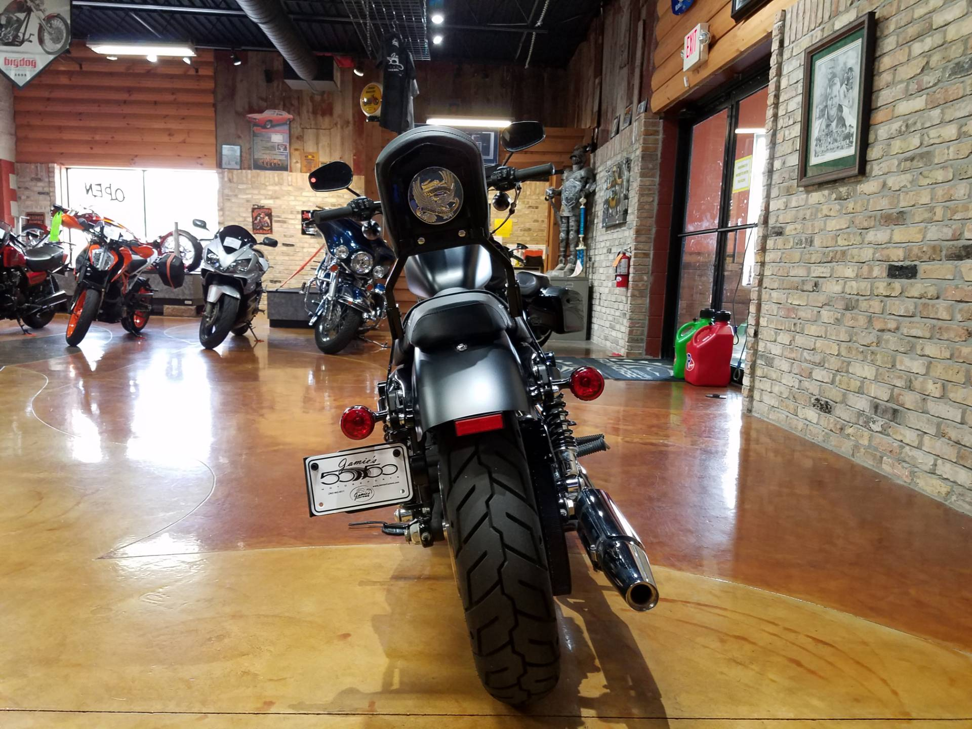 2015 Harley-Davidson Iron 883™ in Big Bend, Wisconsin - Photo 39