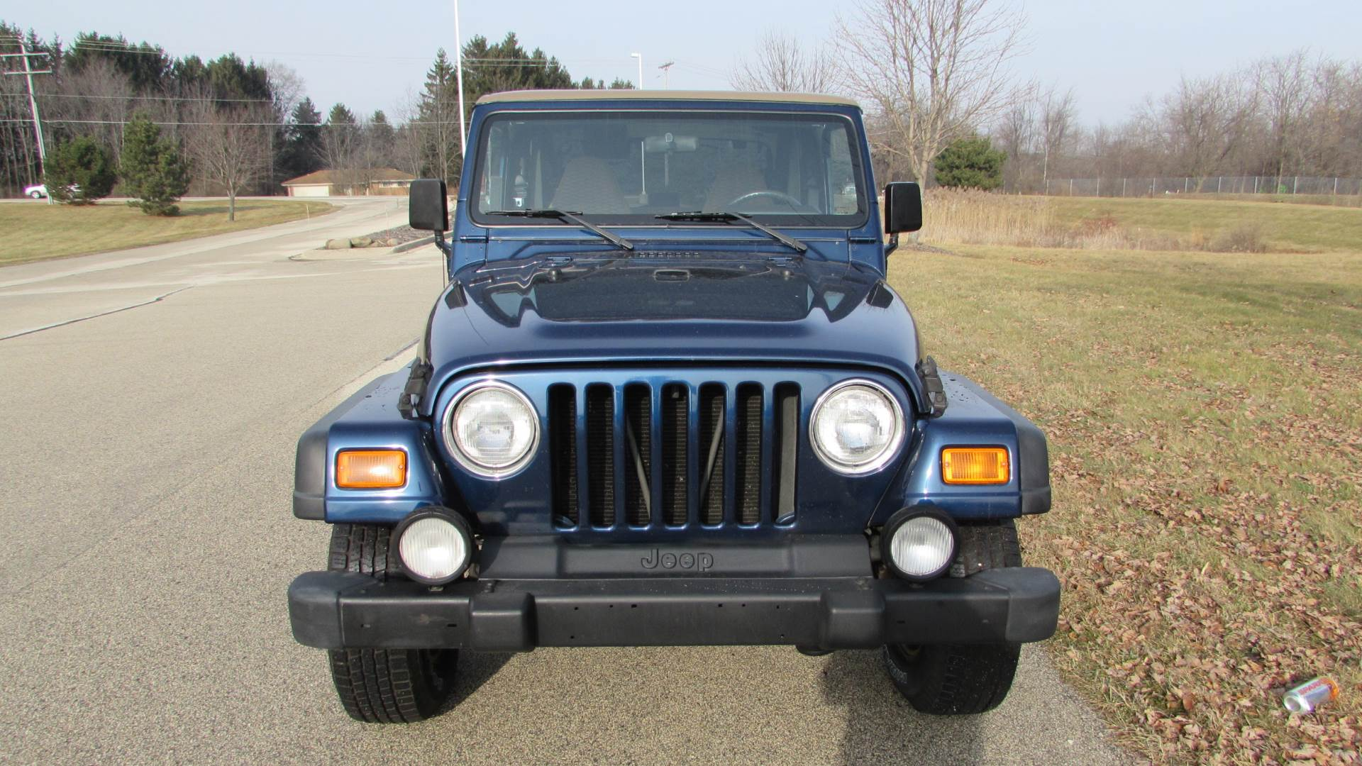 2000 Jeep Wrangler TJ in Big Bend, Wisconsin - Photo 3