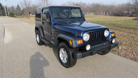 2000 Jeep Wrangler TJ in Big Bend, Wisconsin - Photo 4