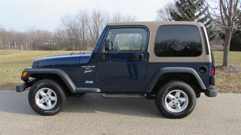 2000 Jeep Wrangler TJ in Big Bend, Wisconsin - Photo 9