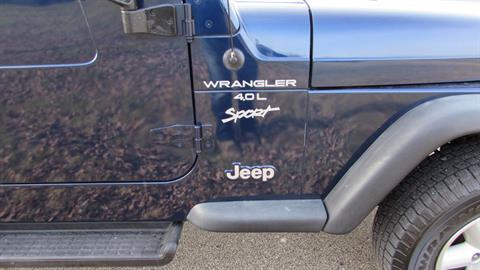 2000 Jeep Wrangler TJ in Big Bend, Wisconsin - Photo 13