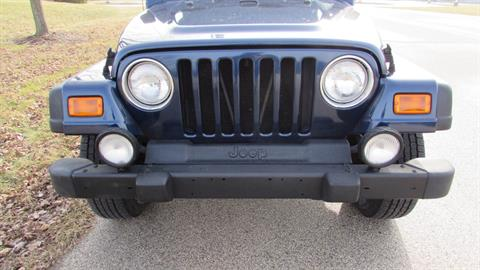 2000 Jeep Wrangler TJ in Big Bend, Wisconsin - Photo 14