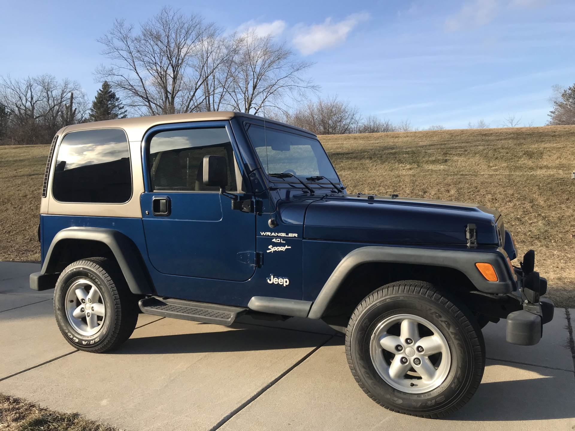 2000 Jeep Wrangler TJ in Big Bend, Wisconsin - Photo 1