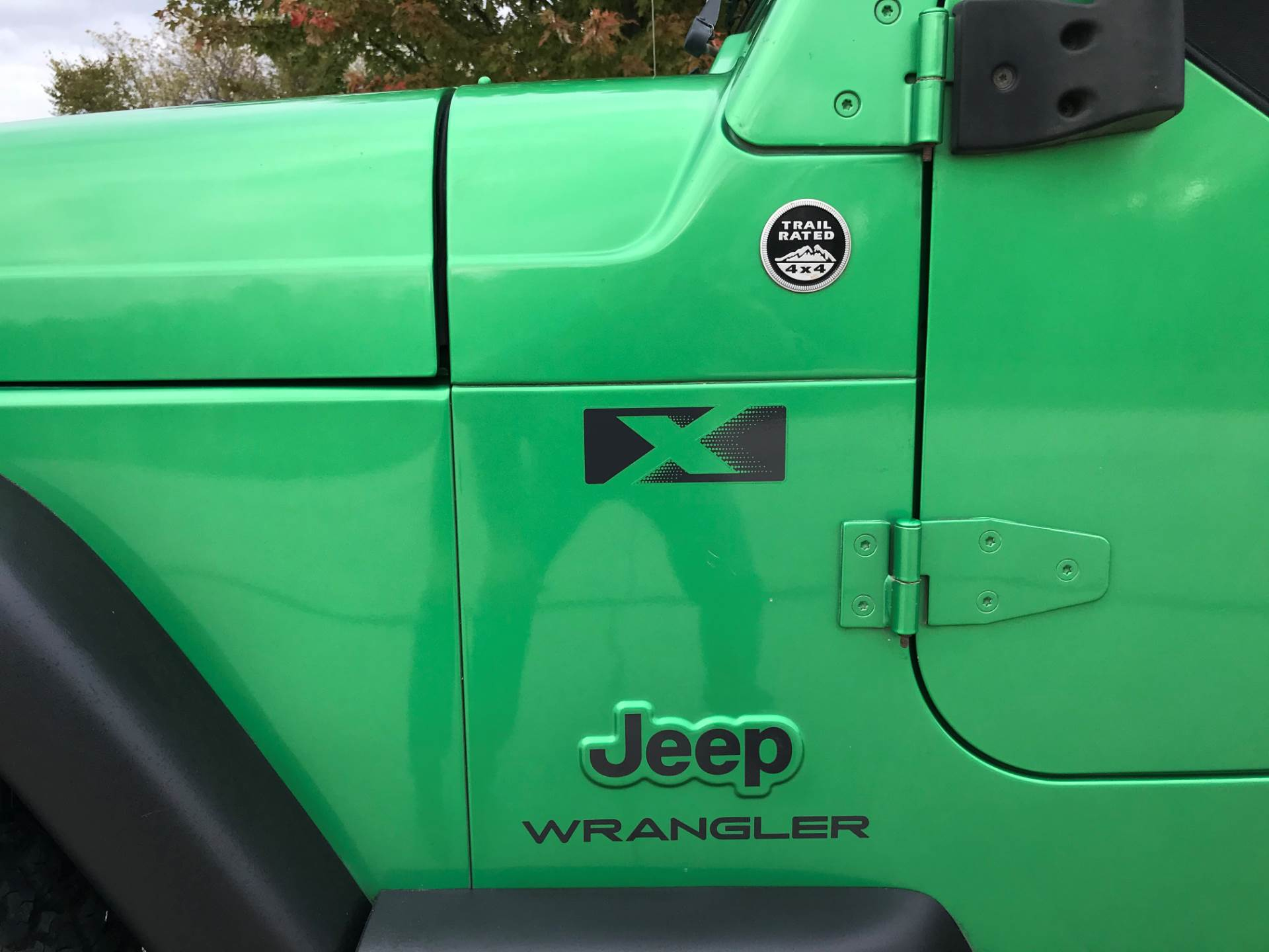 2004 Jeep® Wrangler X in Big Bend, Wisconsin - Photo 87