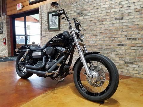 2011 Harley-Davidson Dyna® Street Bob® in Big Bend, Wisconsin - Photo 2