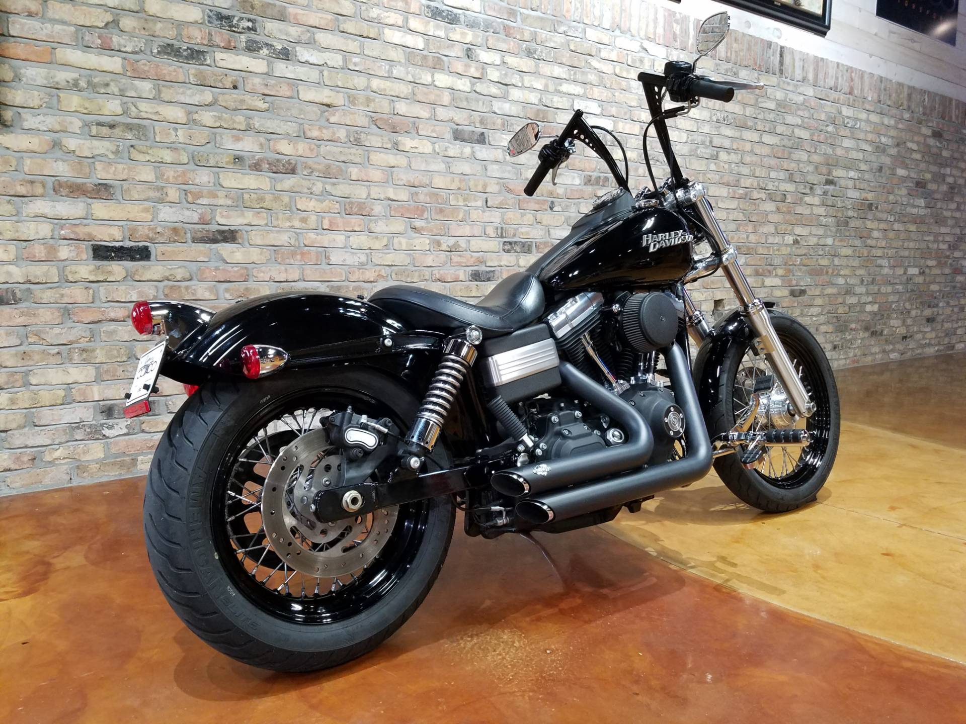 2011 Harley-Davidson Dyna® Street Bob® in Big Bend, Wisconsin - Photo 3