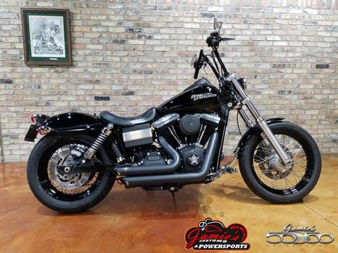 2011 Harley-Davidson Dyna® Street Bob® in Big Bend, Wisconsin - Photo 1