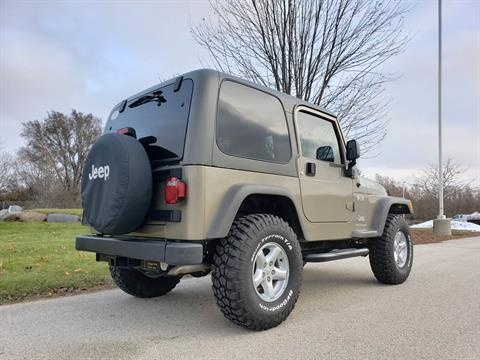 2006 Jeep® Wrangler X in Big Bend, Wisconsin - Photo 51
