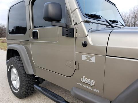 2006 Jeep® Wrangler X in Big Bend, Wisconsin - Photo 24