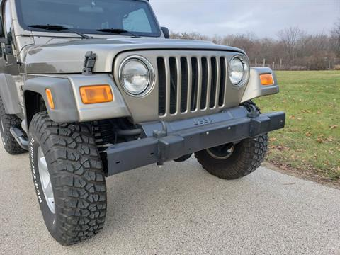 2006 Jeep® Wrangler X in Big Bend, Wisconsin - Photo 22