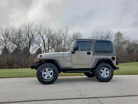2006 Jeep® Wrangler X in Big Bend, Wisconsin - Photo 72