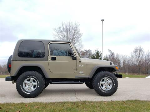 2006 Jeep® Wrangler X in Big Bend, Wisconsin - Photo 73