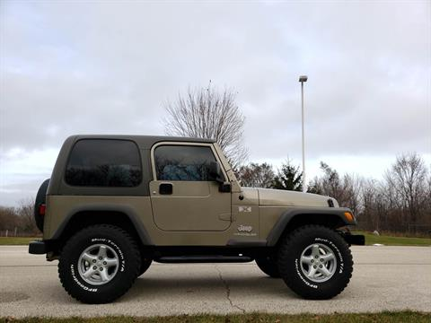 2006 Jeep® Wrangler X in Big Bend, Wisconsin - Photo 75
