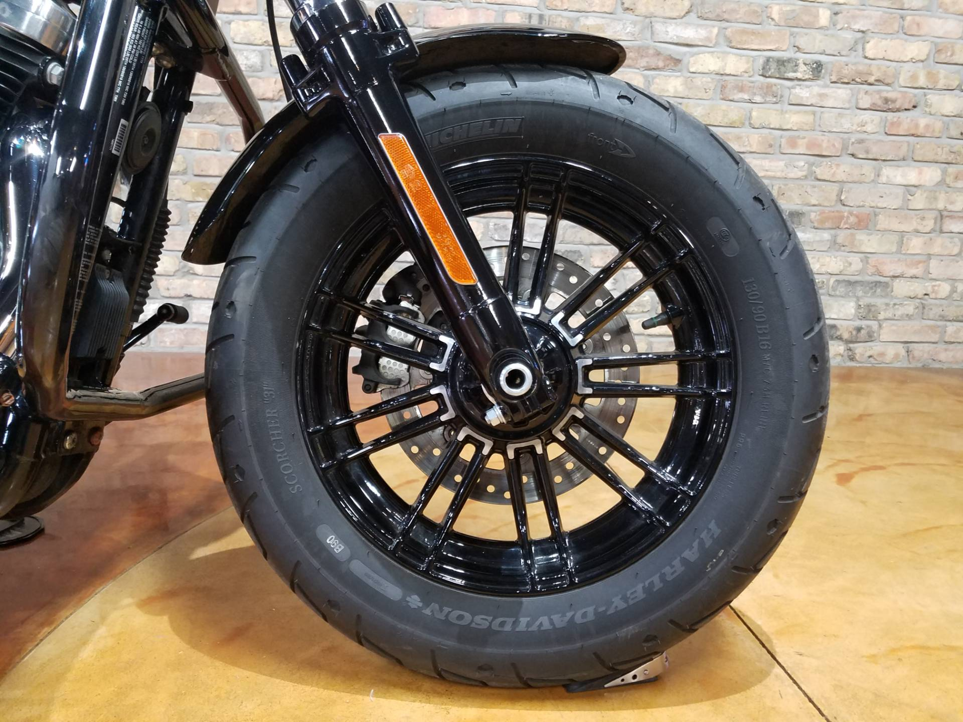 2016 Harley-Davidson Forty-Eight® in Big Bend, Wisconsin - Photo 10