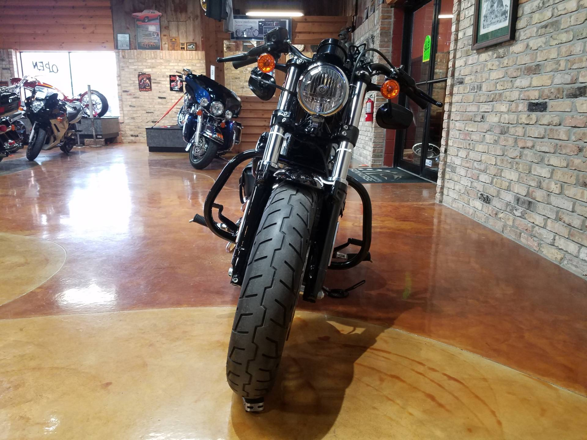 2016 Harley-Davidson Forty-Eight® in Big Bend, Wisconsin - Photo 12