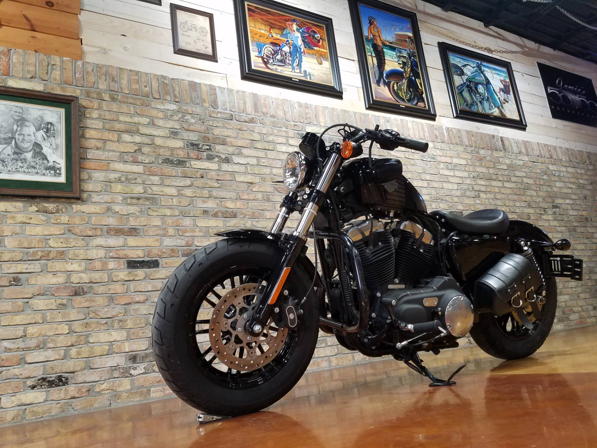 2016 Harley-Davidson Forty-Eight® in Big Bend, Wisconsin - Photo 27