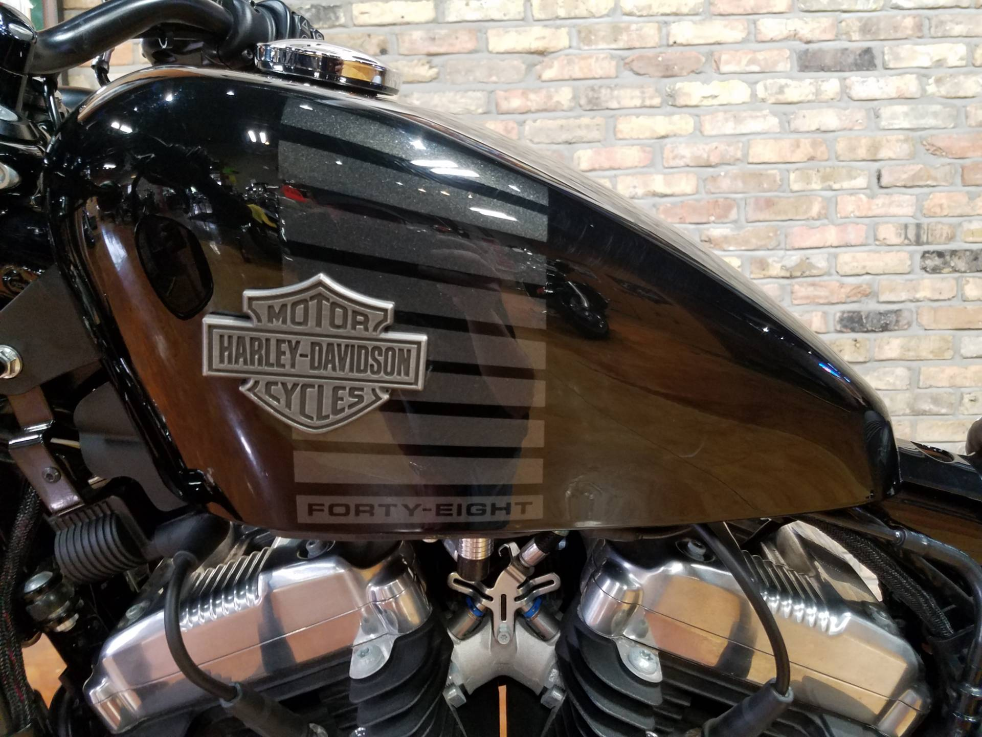 2016 Harley-Davidson Forty-Eight® in Big Bend, Wisconsin - Photo 33