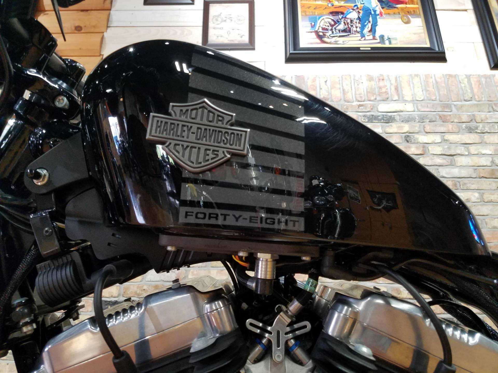 2016 Harley-Davidson Forty-Eight® in Big Bend, Wisconsin - Photo 34