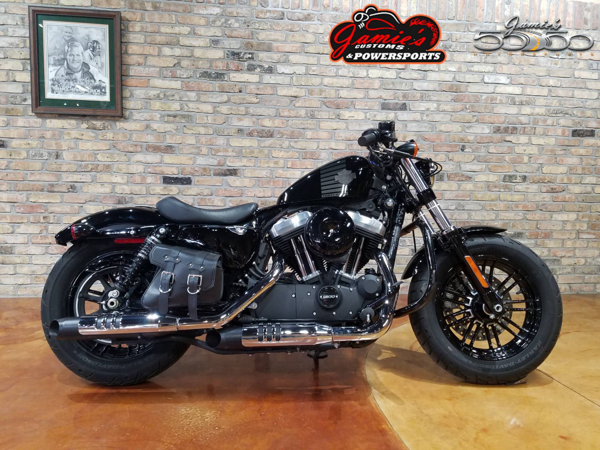 2016 Harley-Davidson Forty-Eight® in Big Bend, Wisconsin - Photo 1