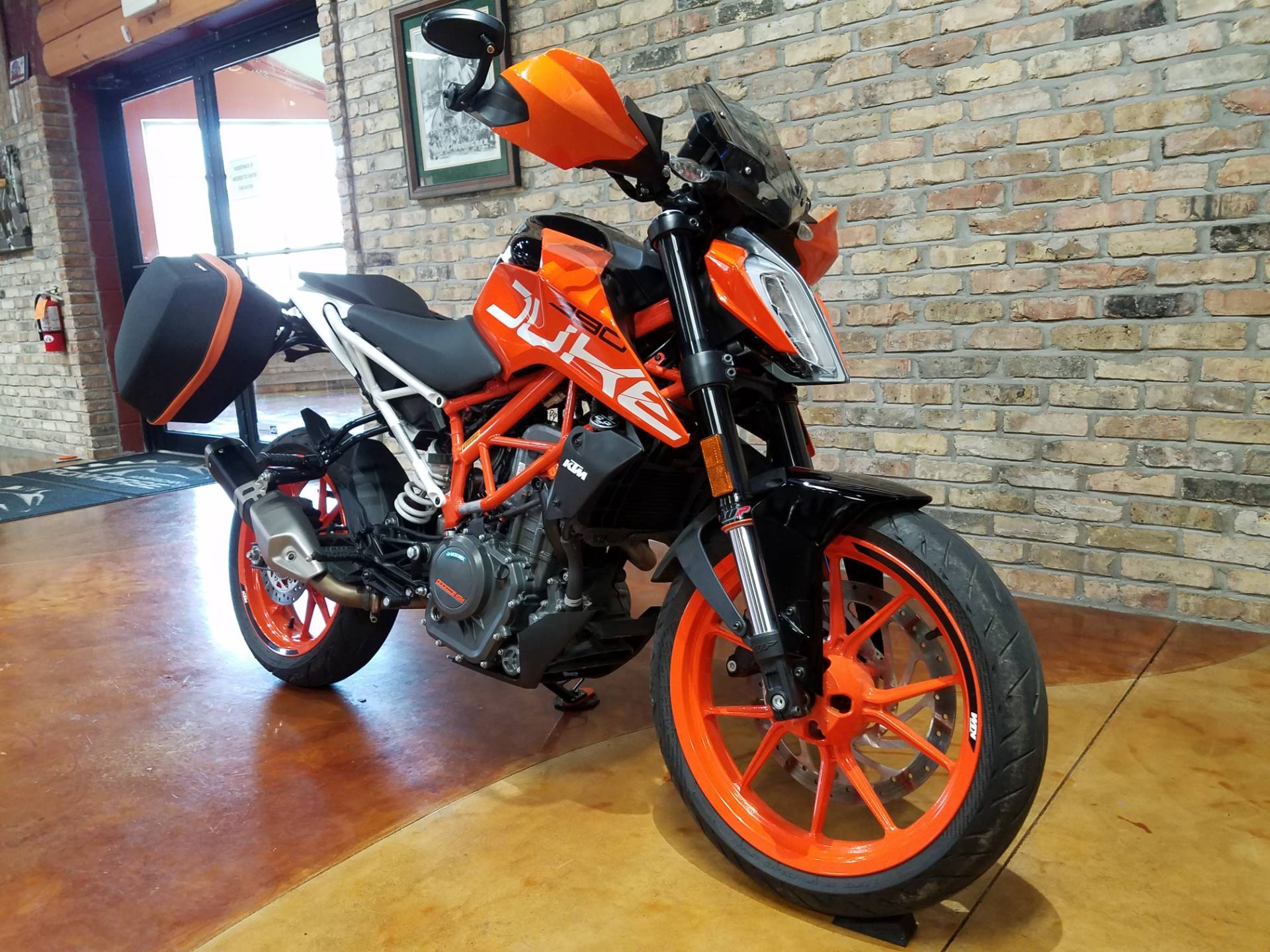 2018 KTM 390 Duke in Big Bend, Wisconsin - Photo 2
