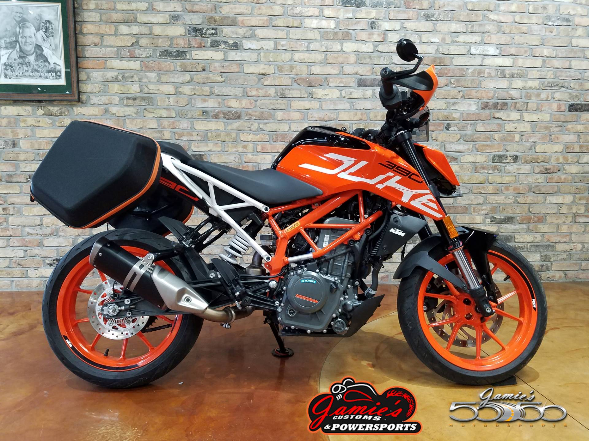 2018 KTM 390 Duke in Big Bend, Wisconsin - Photo 1